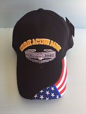 US ARMY COMBAT ACTION BADGE BALL CAP (CAB) BIN 12