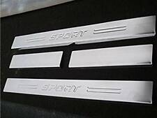 FORD FIESTA 2009- 2017 STAINLESS DOOR SILL PLATES AFTERMARKET ITEM 1216300178