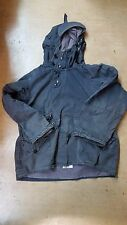 Genuine Vintage Original Royal Navy Issue Ventile Smock Jacket Size 5