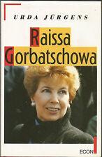 Raissa Gorbatschowa von Urda. Jürgens