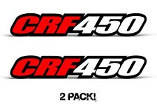 AMR Racing Honda CRF 450 Swingarm Graphic Kit Number Plate Decal Sticker Part