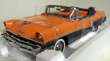 SunStar 1/18 Scale 5133 1956 Mercury MontClair Convertible open Grey Persimmon