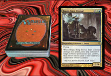 BRAGO, KING ETERNAL Magic The Gathering EDH Deck MTG - POWERFUL CONTROL