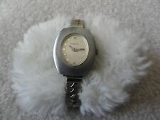 Vintage Lucerne Wind Up Ladies Watch with a Stretch Band