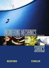 Engineering Mechanics: Statics (3rd Edition), Fowler, Wallace T., Bedford, Antho