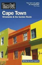 Time Out Cape Town: Winelands and the Garden Route (Time Out Guides)  Paperback