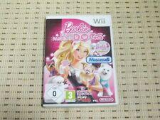 BARBIE FUN & FASHION Dogs per Nintendo Wii e Wii U * OVP *