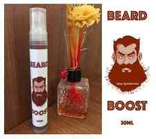 BEARD BOOST SPRAY - Facial Hair Thick Fast Fuller Growth BEARDBOOST Serum 30ml