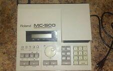 Roland MC-500 Micro Composer Vintage Sequencer MC500