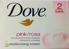Dove Pink Rosa 4 oz 2 bars Soap