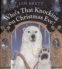 Who's That Knocking on Christmas Eve?, Brett, Jan, Acceptable Book