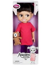 "DISNEY ANIMATORS COLLECTION 16"" DOLL BOO MONSTERS INC NIB TOY COLLECTIBLE GIFT"