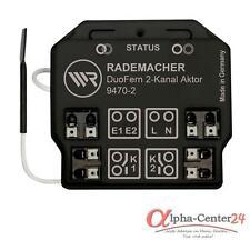 Rademacher DuoFern 2 Kanal Universal Aktor 9470-2 Funk Empfänger Unterputz