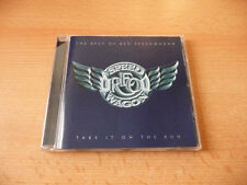 CD The Best of REO Speedwagon - Take it on the run