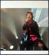 THE ROLLING STONES POSTER PAGE 2006 SUPERBOWL CONCERT MICK JAGGER . Y120