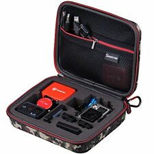 Smatree® SmaCase G160 - Medium Case for Gopro Hero 4/3+/3/2/1 and Accessories...