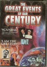 Great Events of Our Century - Scandal / I am the Greatest DVD - NEW - FREE SHIP
