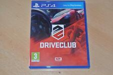 Driveclub PS4 Playstation 4