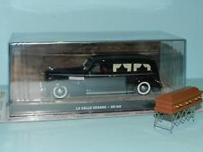 Altaya 1/43 scale La Salle Hearse with church truck & casket boxed