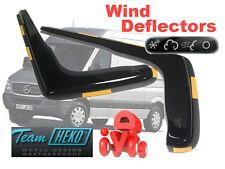Mercedes Sprinter Volksvagen Crafter 2006- Wind Deflectors 2pcs HEKO (31161)