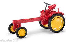Busch Mehlhose 210005600 RS09, Rot mit gelben Felgen, H0 Auto Modell 1:87