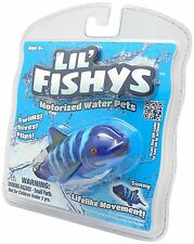 Lil Fishy Sunny Electronic Fish Dolphin Aquarium Ages 3+ Boys Girls Water Pet