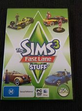The Sims 3: Fast Lane Stuff (PC: PC, 2010)
