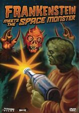 Frankenstein Meets the Space Monster (2006, DVD NEUF) WS