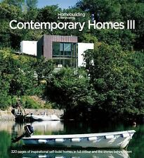 Contemporary Homes 3 : Inspirational Individually Designed Homes by...
