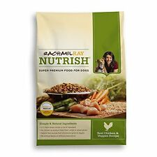 Rachael Ray Nutrish Natural Dry Dog Food, Chicken & Veggies Recipe, 14 lbs