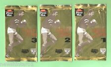 PIZZA HUT 1995 AUSTRALIAN RUGBY LEAGUE SET OF 9 CARDS IN PACKS