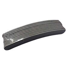 THE EDGE 10 CURVED Boomerang Files BLACK 100/180Grit