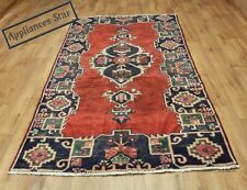 OLD WOOL HAND MADE PERSIAN ORIENTAL FLORAL RUNNER AREA RUG CARPET 230 X 125 CM