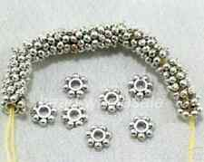 Wholesale 1000X Tibetan Silver Daisy Flower Spacer Beads Jewelry Findings 4MM