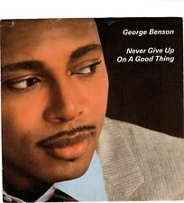 BENSON, George  (Never Give Up On A Good Thing)  Warner Bros. = PIC. SLV ONLY!!!