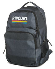 Rip Curl Modern Retro Double Up Mens Backpack in Grey - On Sale Now