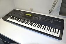 Yamaha EX5 Workstation Synthesizer Keyboard with new internal battery.