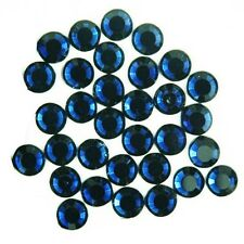 SS10 HOTFIX CRYSTAL RHINESTONES 3MM HOT FIX- 28 COLORS -  1440 STONES PER PACK