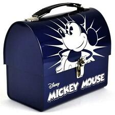 Mickey Mouse: Official Disney Pop Art Mickey Domed Tin Tote / Lunch Box - New