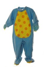 Baby Boo Boy Infant Monster Halloween Costume Size Medium 12 18 Months NEW