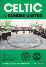 2013/14 - CELTIC v DUNDEE UNITED (11th May 2014 - TROPHY DAY)