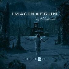 Nightwish-Imaginaerum by Nightwish-The Score CD 13 tracks Heavy Metal Nuovo
