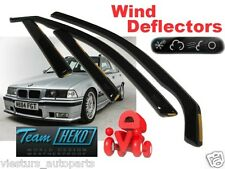 BMW E36 1991-2000 wind deflectors 4.pcs ESTATE / COMBI HEKO 11137