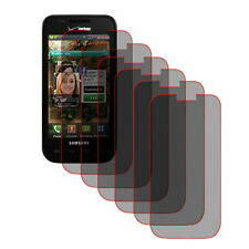 Six Clear Screen Protector for Samsung Mesmerize i500