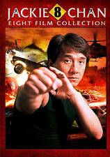 DVD Jackie Chan: 8 Film Collection
