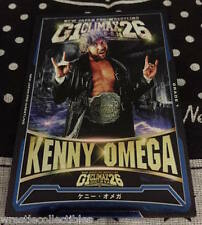 New Japan Pro-Wrestling Trading Card Kenny Omega G1 Climax 26 NJPW Bullet Club