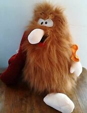 "Classic Hanna Barbera CAPTAIN CAVEMAN 20"" Plush Stuffed Toy Six Flags Exclusive"