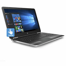 "HP Pavilion 15-au018wm 15.6"" Notebook Laptop w/ Touch Screen Display, Windows 10"