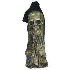 Deluxe Bag of Bones ~ Halloween Decoration ~ Skull ~ Skeleton ~ 12 piece 40cm