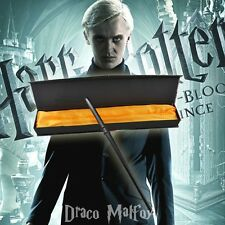 "Harry Potter Draco Malfoy 33.5cm/13.4"" Collectible Magical Wand Cosplay NIB"